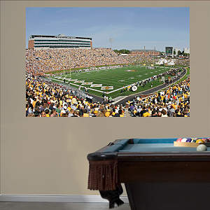 Missouri Tigers - Memorial Stadium Mural Fathead Wall Decal
